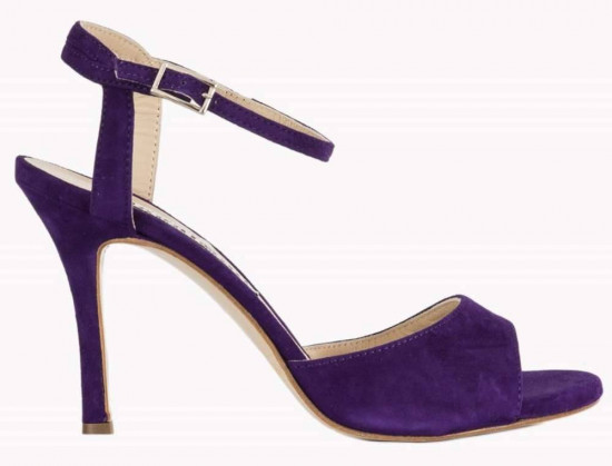 Maquina Tanguera Purple Suede