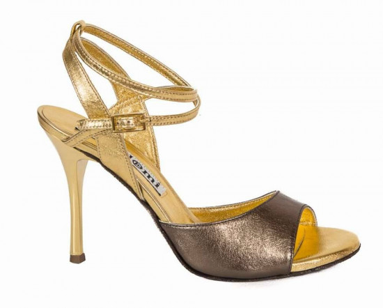 Maia Slate and Gold