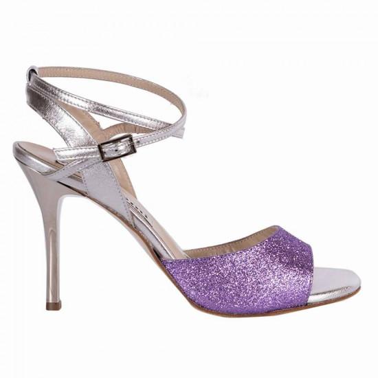 Maia Lavender Glitter