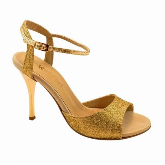 Maquina Tanguera Gold Glitter
