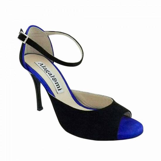 Flor Black and Blue
