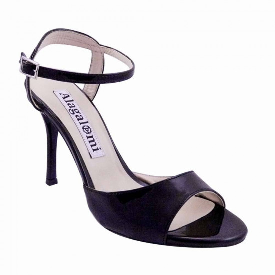 Maquina Tanguera Black Patent Leather