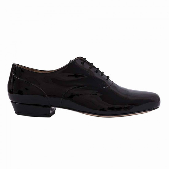 Classico Black Patent Leather