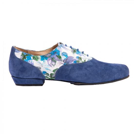 Classico Blue Flowers